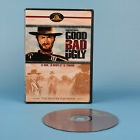 The Good The Bad And The Ugly DVD - Clint Eastwood - Bilingual - GUARANTEED