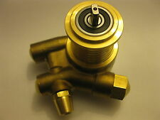 "pump head 200PSI NUERT L 82mm 350l/h connection 3/8"" NPT with bypass brass"