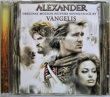 VANGELIS ALEXANDER FILM ORIGINAL MOTION PICTURE SOUNDTRACK COLONNA SONORA 2004
