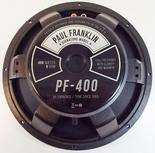 "Eminence PF-400 Paul Franklin 15"" Guitar Speaker 8 ohm 400 w - FREE US SHIPPING!"