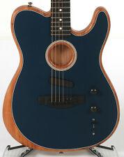 Fender Acoustasonic Telecaster - Steel Blue