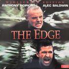 LASERDISC - NTSC - THE EDGE - ANTHONY HOPKINS, ALEC BALDWIN