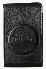 Genuine Official FujiFilm XF1 Case Black For Fuji FinePix XF1 CSC Digital Camera