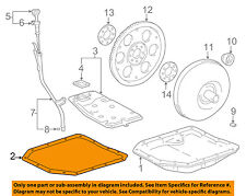 TOYOTA OEM 84-01 Camry Automatic Transaxle-Pan Gasket 3516832010