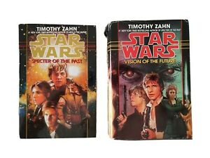 Star wars Specter Of The Past & Vision Of The Future Hardcover Lot Of 2