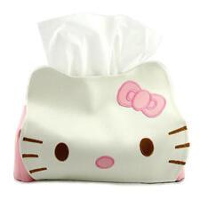 Hello Kitty Kosmetiktücher Box Taschentücher pink baby wickeltisch tücherbox
