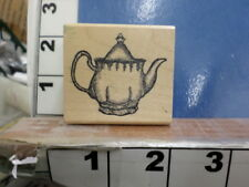 Teapot RUBBER STAMP 6R