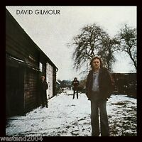 David Gilmour ~ 1978 Debut Solo Album ~ Remastered ~ NEW CD Album ~ Pink Floyd