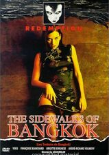 The Sidewalks of Bangkok (DVD, 2002, WS Edition) French with English Subtitles