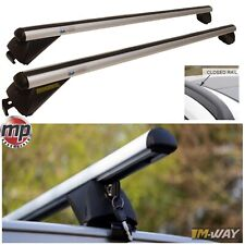 Easy Car Soft Roof Rack Bars 65kg Load For Range Rover Evoque 3DR 2011 On