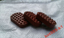 New Good Quality Pedal Rubbers K750 Dnepr MT 3 pieces.