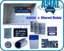 Bosch Alarm Solution 6000 Kit w/3 Blue Line Gen2 PIRs + PLUG ON ethernet module