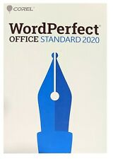 Corel WordPerfect Office Standard 2020 - Retail Packaging