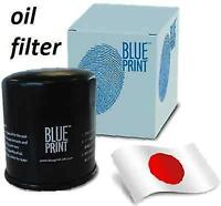 Blueprint Oil Filter Honda Civic 1992-1997 1.4 1.5 1.6 1.8 ADL quality filter