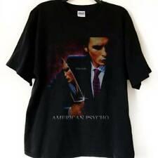 New American Psycho T Shirt Design Movie Horror Short Sleeve Unisex Graphic