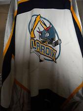 2002-03 QSPHL QMJHL WINDSOR LACROIX HUGO TURCOTTE GAME WORN HOCKEY JERSEY