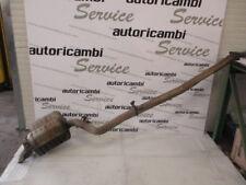 7796619 MARMITTA TUBO DI SCARICO CON SILENZIATORE POSTERIORE BMW SERIE 7 E65 3.0