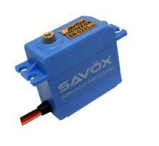 Savox SW-0231MG Waterproof Metal Gear Servo .15s / 208oz Traxxas Slash 4x4 JR