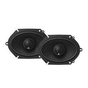 "NEW JBL Stadium GTO860 6""x8"" 2-Way Coaxial Car Audio Speakers (1-Pair) 6x8"