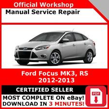 ford focus haynes manual pdf download