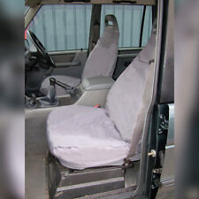 AWR7000LOY LAND ROVER DISCOVERY 1 FRONT SEAT INSPECTION HATCH TRIM VIN746542 ON