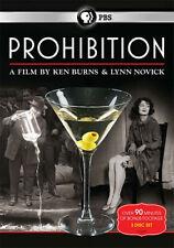 Ken Burns - Ken Burns: Prohibition [New DVD] Widescreen