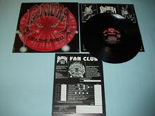 "PANTERA I Am The Night 12"" vinyl album LP US Hard Rock Metal Private + insert"