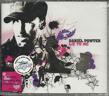 DANIEL POWTER Lie to me w/ STYROFOAM LIVE UK CD Single
