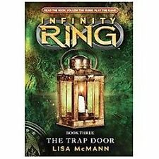 Infinity Ring Book 3: The Trap Door - Audio by McMann, Lisa