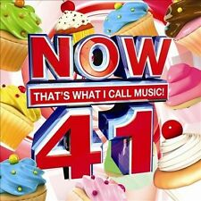 Now 41: Thats What I Call Music CD Free Shipping