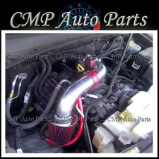 DODGE NITRO SUV SE SLT SXT 3.7L V6 COLD AIR INTAKE KIT SYSTEMS 2007-2009  RED