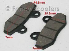 Pit Bike Rear Brake Shoes (LJ-711)  50CC,110CC,125CC DIRT BIKES