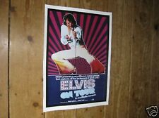 Elvis Presley on Tour Repro POSTER Multi