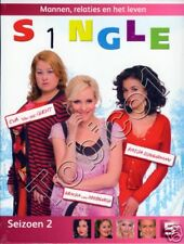 SINGLE - 3 DVD BOX - SEIZOEN 2  - SEALED - KATJA SCHUURMAN - GUCHT - DOESBURGH