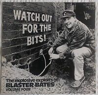 Blaster Bates Comedy Vinyl LP Volume Four - Watch out for the bits