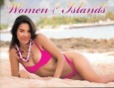 2020 Hawaii Calendar  -  Women of the Islands  -  12 month Hawaiian Calendar