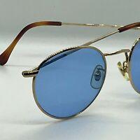 VINTAGE Calvin Klein RARITY Sunglasses  CK106S 510 - Gold Metal Frame