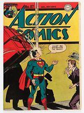 Action Comics #87 (Aug 1945, DC) - Apparent Fine