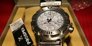SEIKO SBDC073 FROST MONSTER Limited Production 6R15 - RARE Unicorn for sale