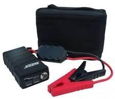 Silvan Selecta Portable 12 Volt Battery Jump Starter & Power Pack 600amp