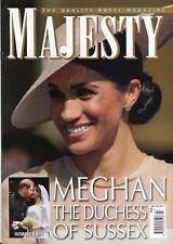 MAJESTY  Zeitschrift aus Großbritannien