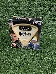 Brand New Harry Potter Trivial Pursuit Bitesize Pocketsize Mini