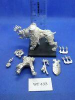 Warhammer Fantasy - khorne Chaos Lord on Juggernaut - Metal WF433