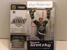 MCFARLANE NHL LEGENDS 1 WAYNE GRETZKY BLACK LOS ANGELES KINGS JERSEY RARE