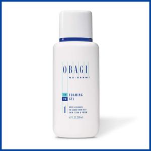 Obagi Medical Nu-Derm Foaming Gel Cleanser, 6.7 oz Pack of 1