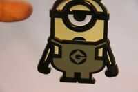 NEW Despicable Me Minion Stained Glass Christmas Tree Ornament Universal Studio