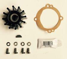 Sherwood Crusader Raw Water Pump Impeller kit 10615 10615K OEM Parts E35 97179