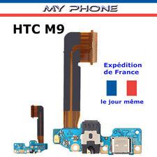 Connecteur de CHARGE HTC ONE M9 + JACK carte SD Dock Port micro USB Nappe Flex