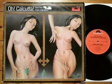 Brave New World Oh Calcutta and the Best From Salvation GER 1970 Polydor 2371103