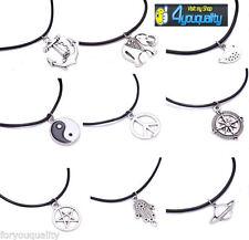 Alloy Charm Costume Necklaces & Pendants